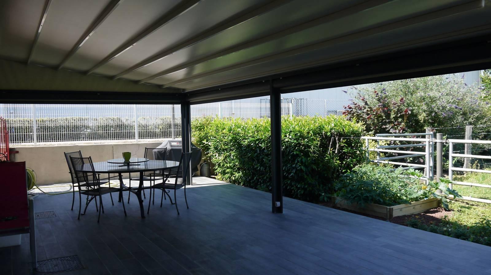 la pergola store mod le pergostore bourg en bresse v randas heinrich. Black Bedroom Furniture Sets. Home Design Ideas